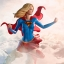 Supergirl Premium Format™ Figure by Sideshow Collectibles thumbnail 5