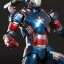 Hot Toys MMS195D01 IRON MAN 3 - IRON PATRIOT thumbnail 6