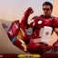 Hot Toys MMS462D22 IRON MAN 2 - MARK IV WITH SUIT-UP GANTRY thumbnail 16