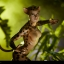 Cheetah - Premium Format™ Figure by Sideshow Collectibles thumbnail 22