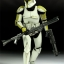 SIDESHOW STAR WARS - Militaries Or Star Wars: CLONE SERGEANT phase | armor thumbnail 5