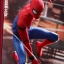 Hot Toys MMS425 MMS426 SPIDER-MAN: HOMECOMING - SPIDER-MAN (DELUXE VERSION) thumbnail 17