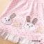 ชุดนอนเด็กน่ารัก set 4 กระต่ายสีชมพู thumbnail 3