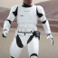 Hot Toys MMS367 STAR WARS: THE FORCE AWAKENS - FINN (FIRST ORDER STORMTROOPER VERSION) thumbnail 6