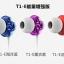 ขาย หูฟัง TTPOD T1E (Enhanced) รุ่นใหม่ หูฟัง2ไดรเวอร์ สายชุบเงิน99.9999%ถัก18แกน ราคา 1,490บาท thumbnail 23