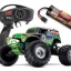 Grave Digger: 1/10 Scale Monster Jam Replica Monster Truck #3602A thumbnail 4