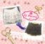 LP112 หมดค่ะ La Paeonia กางเกงขาสั้นลูกไม้ลายกุหลาบน่ารักๆ thumbnail 1