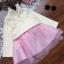Pre-order เสื้อลูกไม้แขนยาว / แพ็คละ 5 ชุด / สีขาว thumbnail 6
