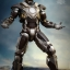 Hot Toys MMS303 IRON MAN 3 - TANK (MARK XXIV) thumbnail 6