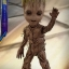Hot Toys LMS004 GUARDIANS OF THE GALAXY VOL. 2 - GROOT (LIFE-SIZE) thumbnail 6