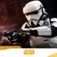 06/07/2018 Hot Toys MMS494 SOLO: A STAR WARS STORY - PATROL TROOPER thumbnail 4