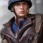 Hot Toys MMS180 CAPTAIN AMERICA: THE FIRST AVENGER - CAPTAIN AMERICA (RESCUE UNIFORM VERSION) EX thumbnail 9