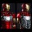 Hot Toys MMS256D07 IRON MAN - MARK III (Diecast) thumbnail 6
