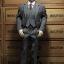 POPTOYS X22 1/6 Style Series - Men's striped Suit X3 colours thumbnail 27