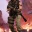 Hot Toy MMS276 COMMANDO - JOHN MATRIX thumbnail 3