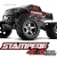 Stampede VXL 4X4 1/10 Scale Brushless High-Performance Monster Truck # 6708 6-1 thumbnail 1
