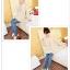 หมดค่ะ *SALE ลดราคาต่ำกว่าทุน* K908 กางเกงเลคกิ้งลายสีน้ำเงินสีเข้มกว่าแบบนิดจ้า thumbnail 2