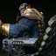 Thanos on Throne - Maquette by Sideshow Collectibles thumbnail 14