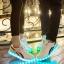 รองเท้ามีไฟ รองเท้า LED สีขาว มีแถบสีแดง2เส้น เปลี่ยนสีได้ 11 สี สินค้าพรีออเดอร์ thumbnail 3
