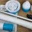 ไม้แปรงขัดห้องน้ำไฟฟ้าไร้สาย Hurricane Spin Scrubber Cordless Cleaning Brush - White thumbnail 12