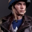 Hot Toys MMS180 CAPTAIN AMERICA: THE FIRST AVENGER - CAPTAIN AMERICA (RESCUE UNIFORM VERSION) EX thumbnail 10