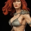 SIDESHOW Red Sonja She-Devil with a Sword Premium Format thumbnail 3