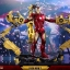 Hot Toys MMS462D22 IRON MAN 2 - MARK IV WITH SUIT-UP GANTRY thumbnail 5