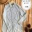 S058 เสื้อยีนส์ซีด แต่งเพชรรีด (งานญี่ปุ่น มือ2 สภาพดี) thumbnail 1