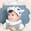 หมวกเด็กลายวัว thumbnail 2