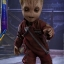 Hot Toys LMS004 GUARDIANS OF THE GALAXY VOL. 2 - GROOT (LIFE-SIZE) thumbnail 4