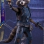 Hot Toys MMS411 GUARDIANS OF THE GALAXY VOL.2 - ROCKET (DELUXE VERSION) thumbnail 20