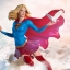 Supergirl Premium Format™ Figure by Sideshow Collectibles thumbnail 4