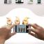 ขาย Photo Light Box รุ่น60 กล่องถ่ายภาพสินค้าแบบมืออาชีพ ฉากหลังขาว LED (ขนาด 608 x 405 x 410mm) thumbnail 1