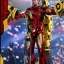 Hot Toys MMS462D22 IRON MAN 2 - MARK IV WITH SUIT-UP GANTRY thumbnail 10