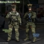 Easy&Simple 26014A, 26014B FBI Hostage Rescue Team (Field Operation Version, Training Version) thumbnail 1