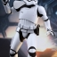 Hot Toys MMS316 STAR WARS: THE FORCE AWAKENS - FIRST ORDER STORMTROOPER SQUAD LEADER thumbnail 6