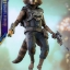 Hot Toys MMS411 GUARDIANS OF THE GALAXY VOL.2 - ROCKET (DELUXE VERSION) thumbnail 17