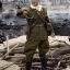 3R JP639 WWII Imperial Japanese Army 32ND ARMY 24TH DIVISION - FIRST LIEUTENANT SACHIO ETO thumbnail 3