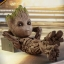 Hot Toys LMS004 GUARDIANS OF THE GALAXY VOL. 2 - GROOT (LIFE-SIZE) thumbnail 22