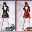 POPTOYS F27 Sexy War women suit - Leather thumbnail 1