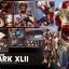 Hot Toys QS007 Iron Man 3 - 1/4th scale Mark XLII thumbnail 24