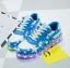 รองเท้ามีไฟ รองเท้า LED สีขาวฟ้า มีลายรูปดาว เปลี่ยนสีได้ 11 สี สินค้าพรีออเดอร์ thumbnail 2