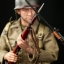 DID A80129 WWII US Army 77th Infantry Division - Captain Sam thumbnail 11