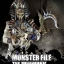 24/07/2018 COOMODEL X OUZHIXIANG MF008 MF009 MONSTER FILE SERIES - MUMMY thumbnail 1
