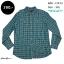 C1473 เสื้อลายสก๊อต ผู้ชาย สีเขียว Eddie Buaer ไซส์ใหญ่ thumbnail 1