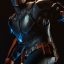 Deathstroke - Premium Format™ Figure by Sideshow Collectibles thumbnail 15