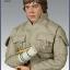 SIDESHOW STAR WARS - Heroes Of The Rebellion: LUKE SKYWALKER REBEL COMMANDER : BESPIN thumbnail 11