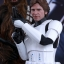 Hot Toys MMS418 STAR WARS: EPISODE IV A NEW HOPE - HAN SOLO (STORMTROOPER DISGUISE VERSION) thumbnail 9