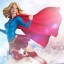 Supergirl Premium Format™ Figure by Sideshow Collectibles thumbnail 2