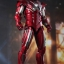 Hot Toys MMS213 IRON MAN 3 - SILVER CENTURION (MARK XXXIII) SE thumbnail 6